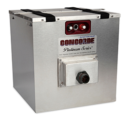8-1-14 AC & DC Powered Heated Concorde RG® Series Batteries Optimizing Performance and Convenience for Cold Weather Operators